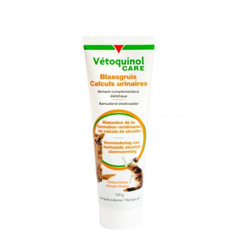 Calculs urinaires - Vetoquinol CARE